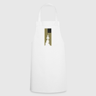 flag - Cooking Apron