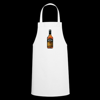 Whiskey Bottle - Cooking Apron