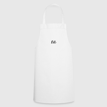 lit - Cooking Apron