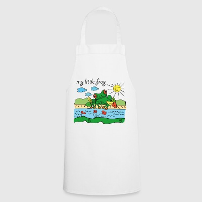 My little frog - Cooking Apron