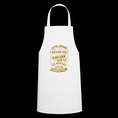 Post / delivery staff do more - Cooking Apron
