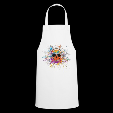 SKULL TREND - Cooking Apron