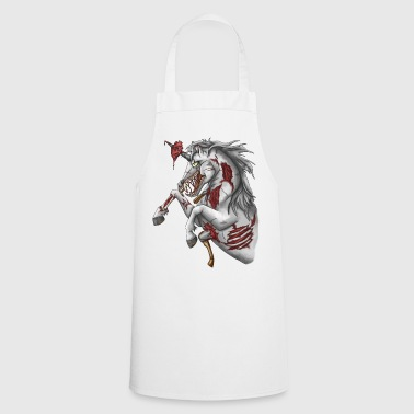 Revenge of the Unicorns - Version 2 - Cooking Apron
