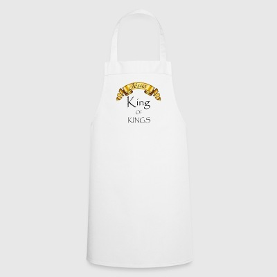 Jesus King of Kings - Cooking Apron