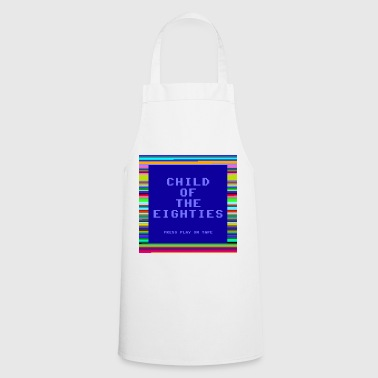 Child of the 80's - Eighties Computer Style - Cooking Apron