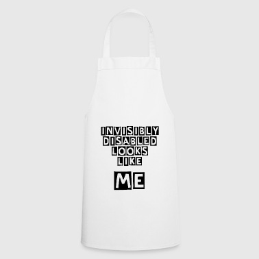 Invisibly Disabled - Cooking Apron