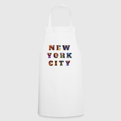 La ville de New York - Tablier de cuisine