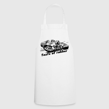 Taste of rubber 2 black - Cooking Apron