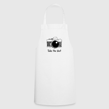 Take the shot - Cooking Apron