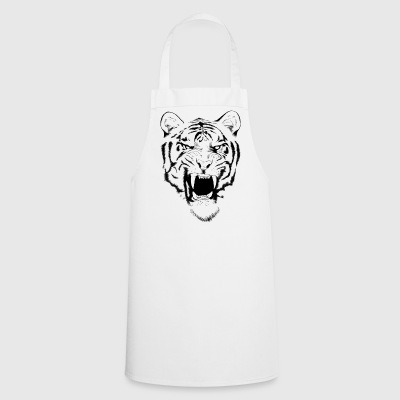 tiger design - Cooking Apron