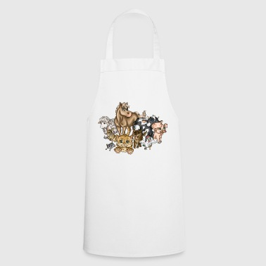Tierhof with love - Cooking Apron