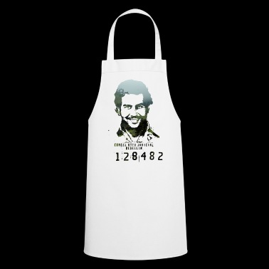 Pablo Escobar - Rainforest in Colombia - Cooking Apron