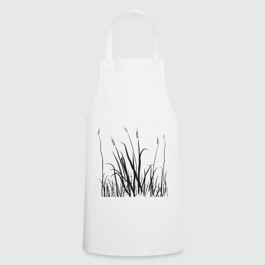 The grass is tall - Cooking Apron