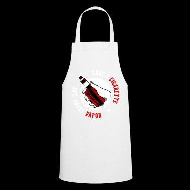 E cigarette - Cooking Apron
