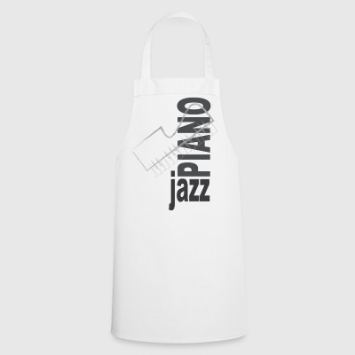 Jazz Piano - Cooking Apron