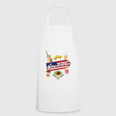 I love New York - Cooking Apron