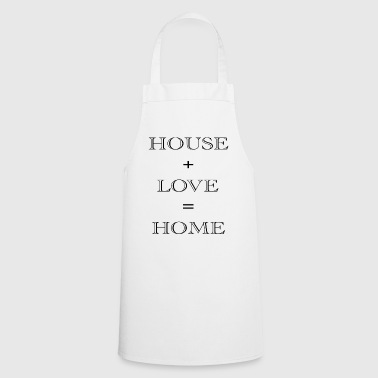 HOUSE + LOVE - Cooking Apron