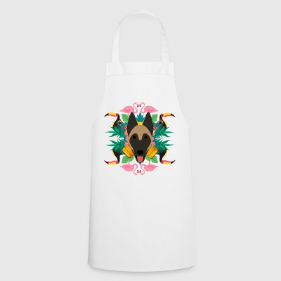 Tropical - Cooking Apron