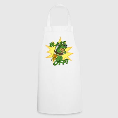Blast Off! - Cooking Apron
