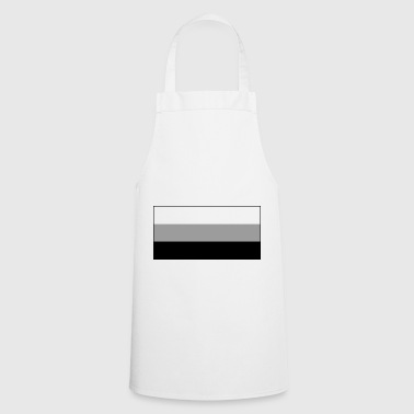 gray card - Cooking Apron