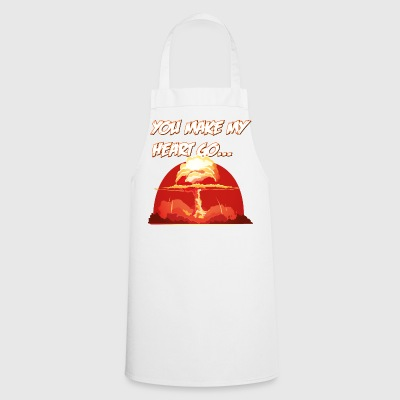 love 2 - Cooking Apron