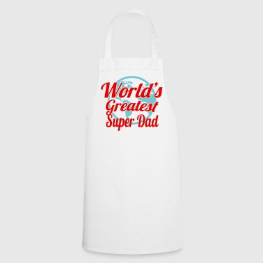 Fathers Day Superdad - Cooking Apron