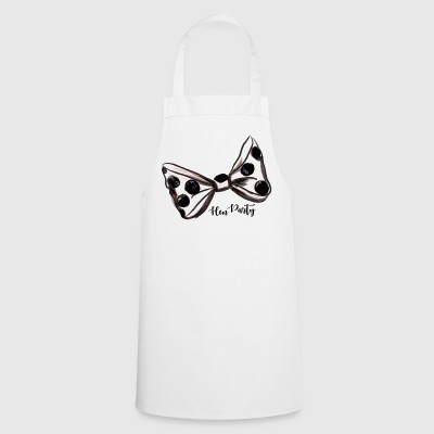 Hen Party. Bachelorette Party Night. Celebrate. - Cooking Apron