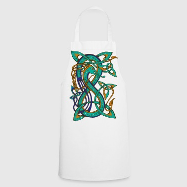 Celtic dragon - Tablier de cuisine
