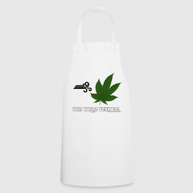 WINDED BY THE WIND - Cooking Apron