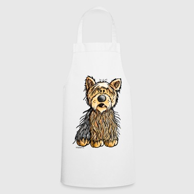 Yago the Yorkshire Terrier - Cooking Apron
