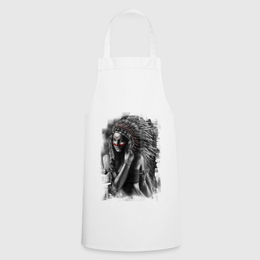 The Indian - Cooking Apron