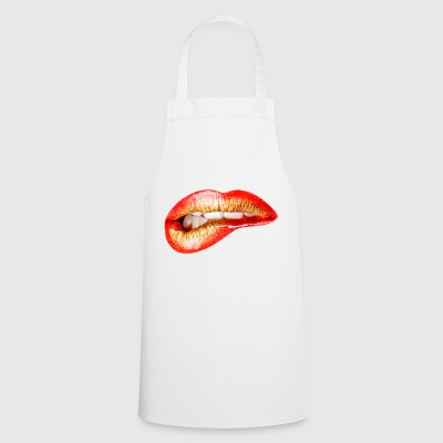 Lips - Cooking Apron