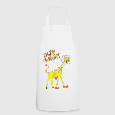 Enjoy Diversity White - Cooking Apron