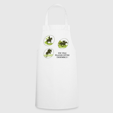 Horses - Cooking Apron