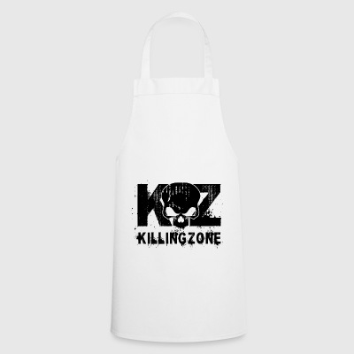 Killing Zone Logo - Keukenschort