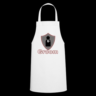 groom - Cooking Apron