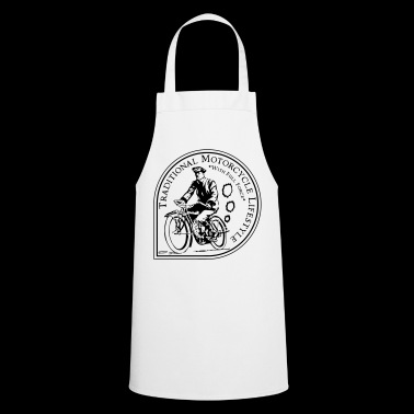 Traditional Motorcycle Lifestyle - Cooking Apron