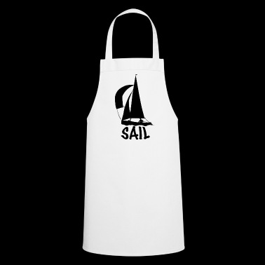 Sail Boat - Cooking Apron