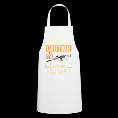 BEER PONG SNIPER - Cooking Apron