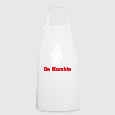 BE HUMBLE - Cooking Apron