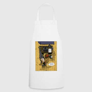Busy Man - Cooking Apron