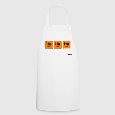 laughing gas - Cooking Apron