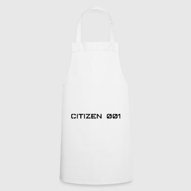 CITIZEN 001 - Kokkeforkle