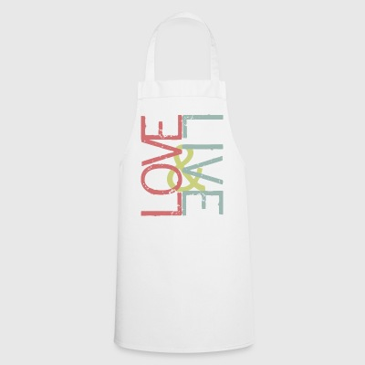 Love & Live - Cooking Apron