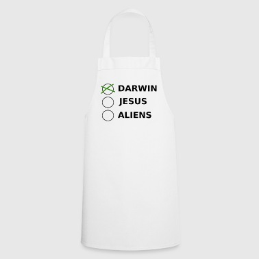 Design Darwin Aliens - Cooking Apron
