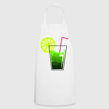 sentiment de cocktail - Tablier de cuisine