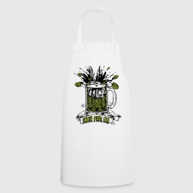 Dry hopping - Cooking Apron