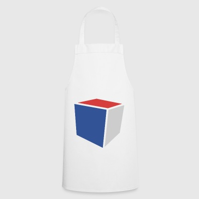 Cube Minimalist - Cooking Apron