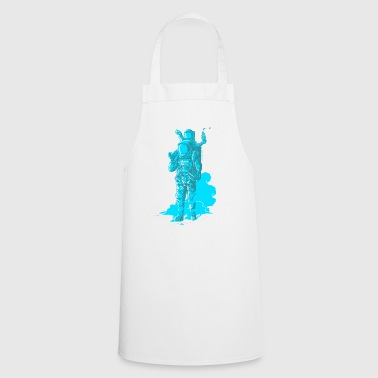 Onwards, Space Dad! - Cooking Apron