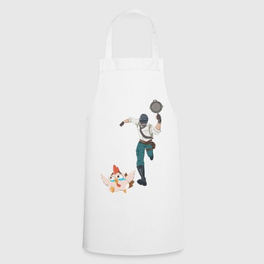 Chasing the Chicken Dinner - Cooking Apron